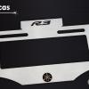 Porta placa R3
